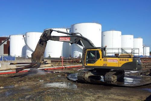 Caltex Refinery Conversion