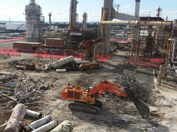 Caltex Refinery Conversion